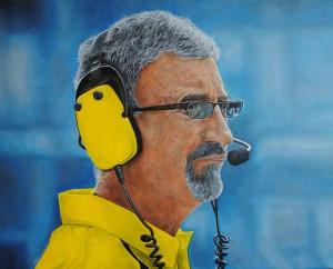 Eddie-Jordan Painting