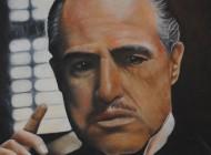 "Marlon Brando ""The Godfather"""
