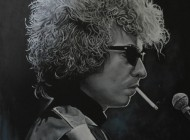 "Bob Dylan ""Tangled up in Blue"""