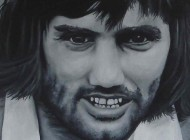 George Best Painting